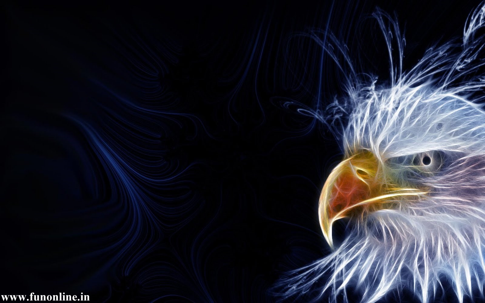 Eagle wallpapers for desktop wallpapersafari - Harpy eagle hd wallpaper ...