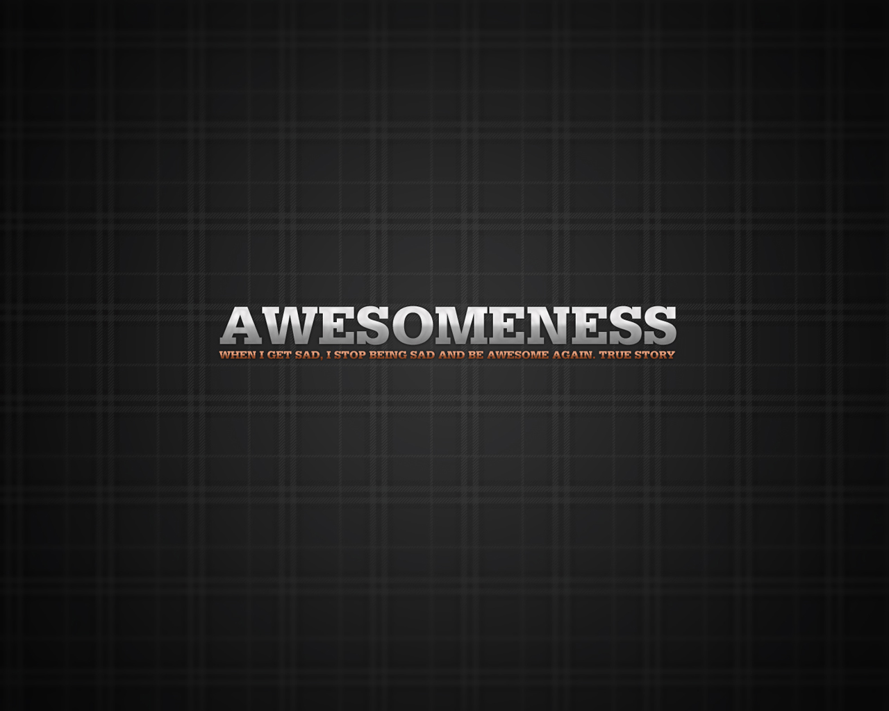 Motivational with Awesomeness HD Wallpaper 3D Abstract Wallpapers 1280x1024