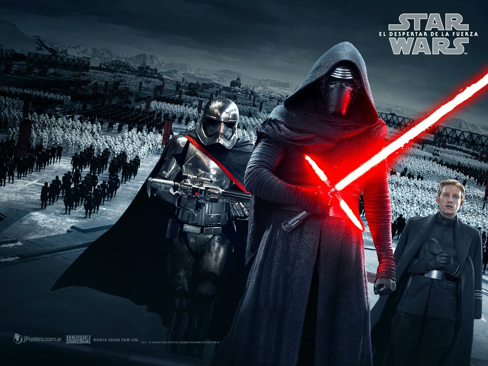 44 The First Order Wallpaper On Wallpapersafari