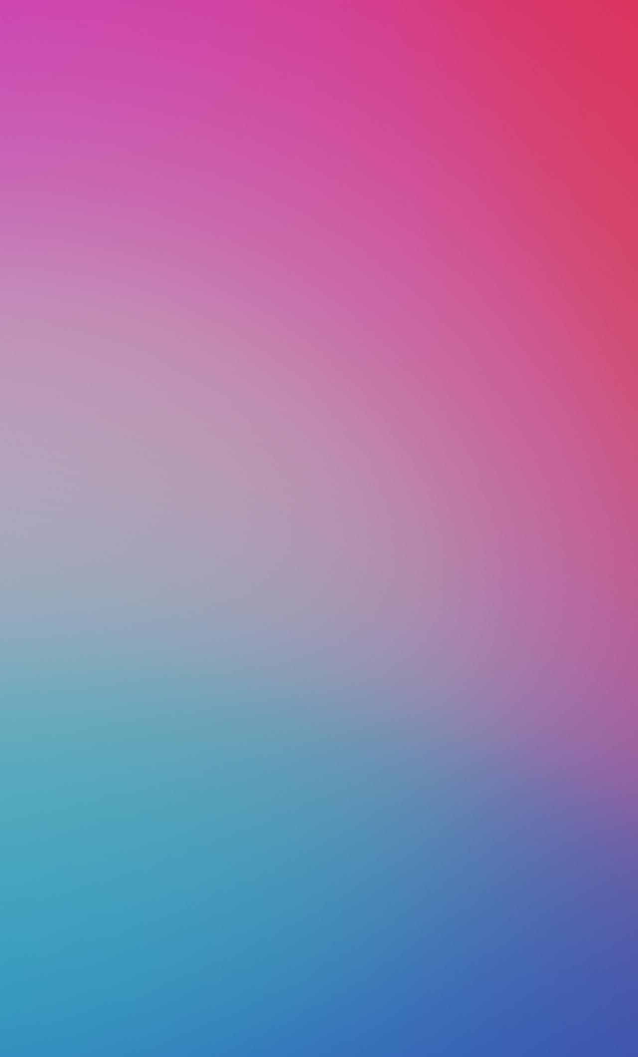 Download Blur gradient vibrant colors vivid digital art 1280x2120