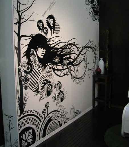 Personalize Your Space with Removable Wall Tattoos 453x518