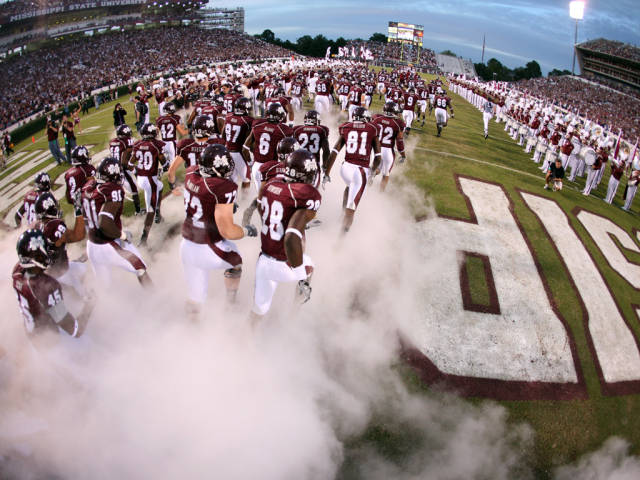 Bulldogs Finalize 2011 Football Schedule   Mississippi State 640x480