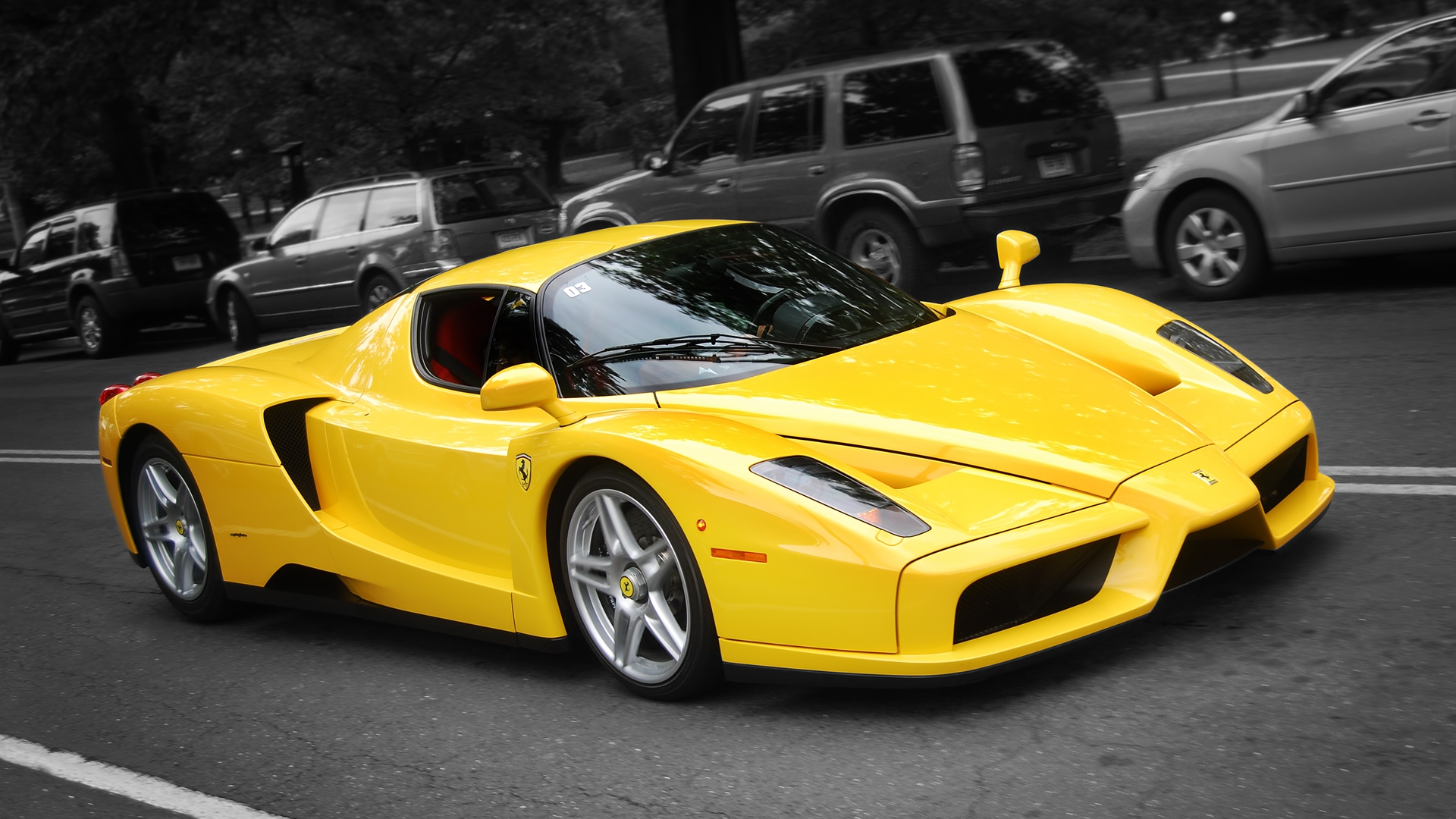 Ferrari Enzo Wallpaper HD Cars WallPaper HD 1920x1080
