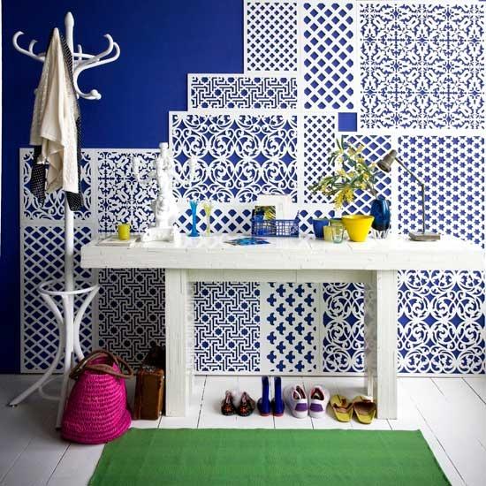wallpaper designer Geometric Wallpaper Designs 550x550