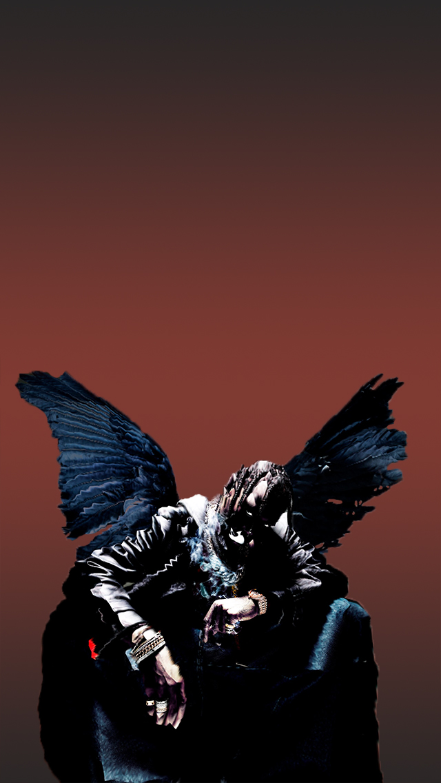 Birds In The Trap Sing Mcknight Wallpaper posted by Sarah Johnson 640x1136