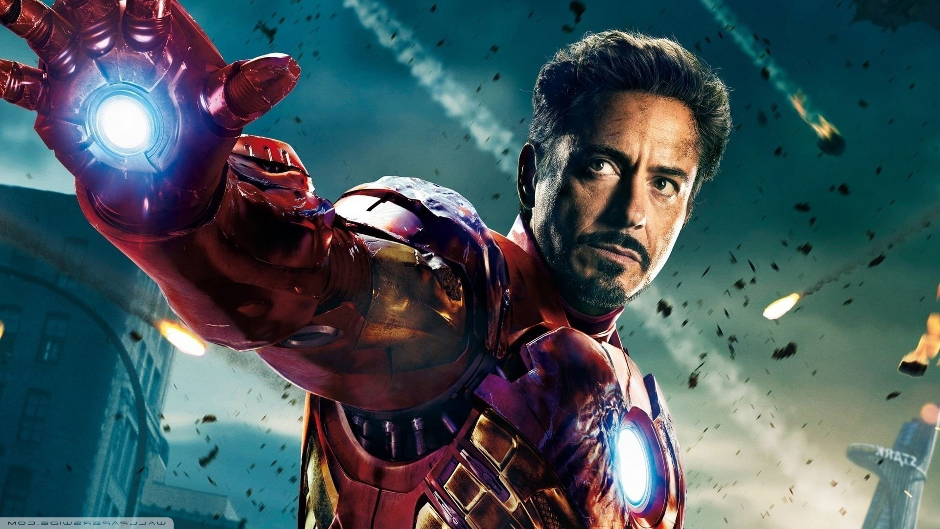 Tony Stark Wallpapers
