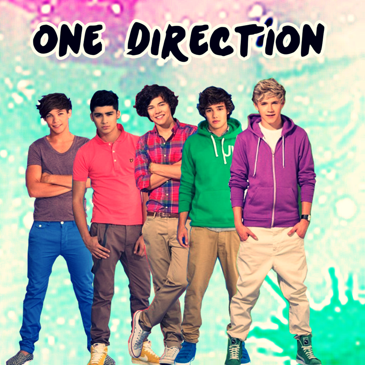 One Direction Wallpaper Photos Album Music 21476 Wallpaper 1280x1280