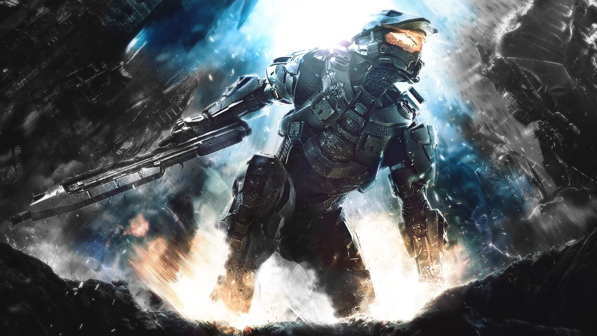 Pin Halo 4 Wallpaper 3 1191x670