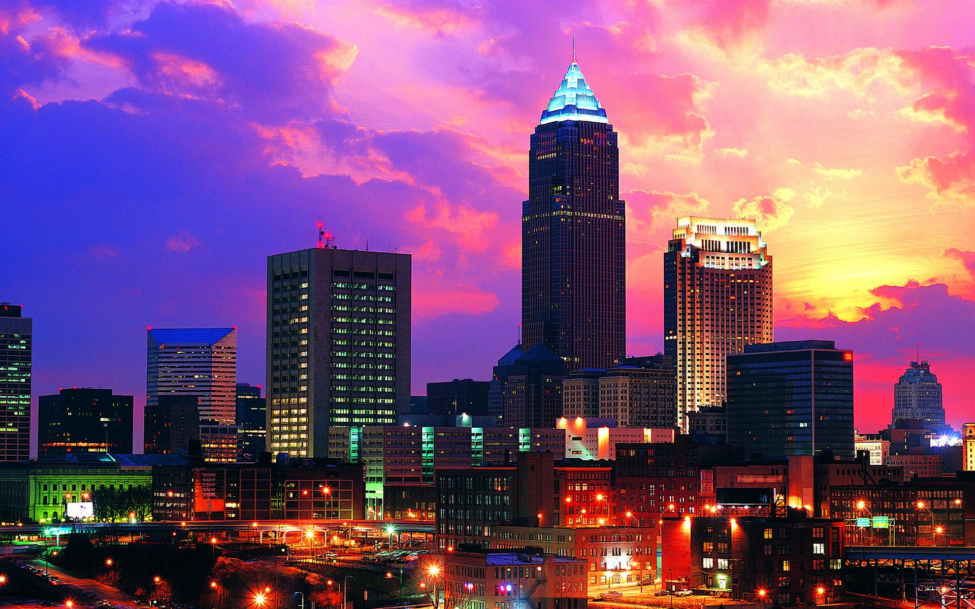 httpenwikipediaorgwikiDowntown Cleveland 1920x1200