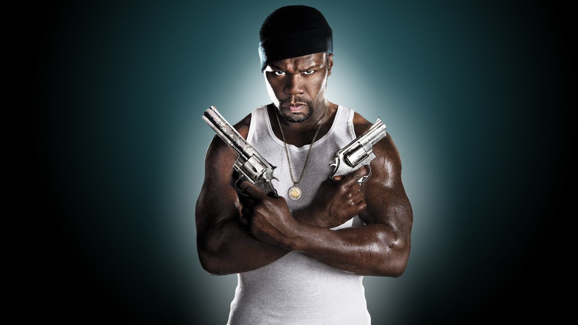 50 Cent Guns Rap Wallpapers 1920x1080