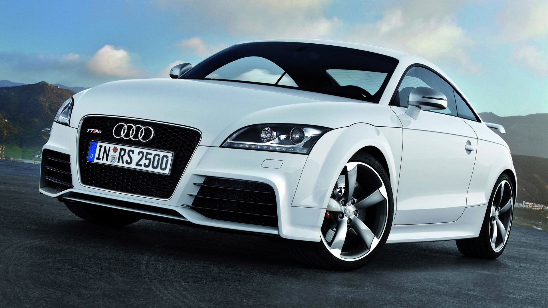 2012 Audi TT RS - High Definition Wallpapers - HD wallpapers