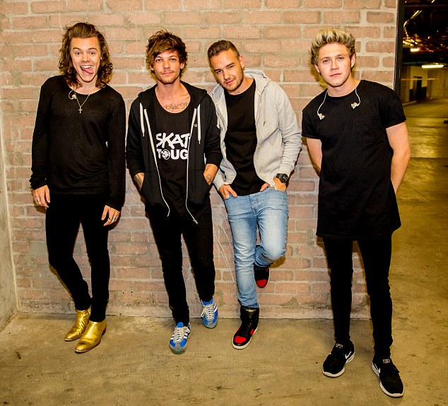 plans to meet up with Zayn Malik now One Direction are back in the UK 634x574
