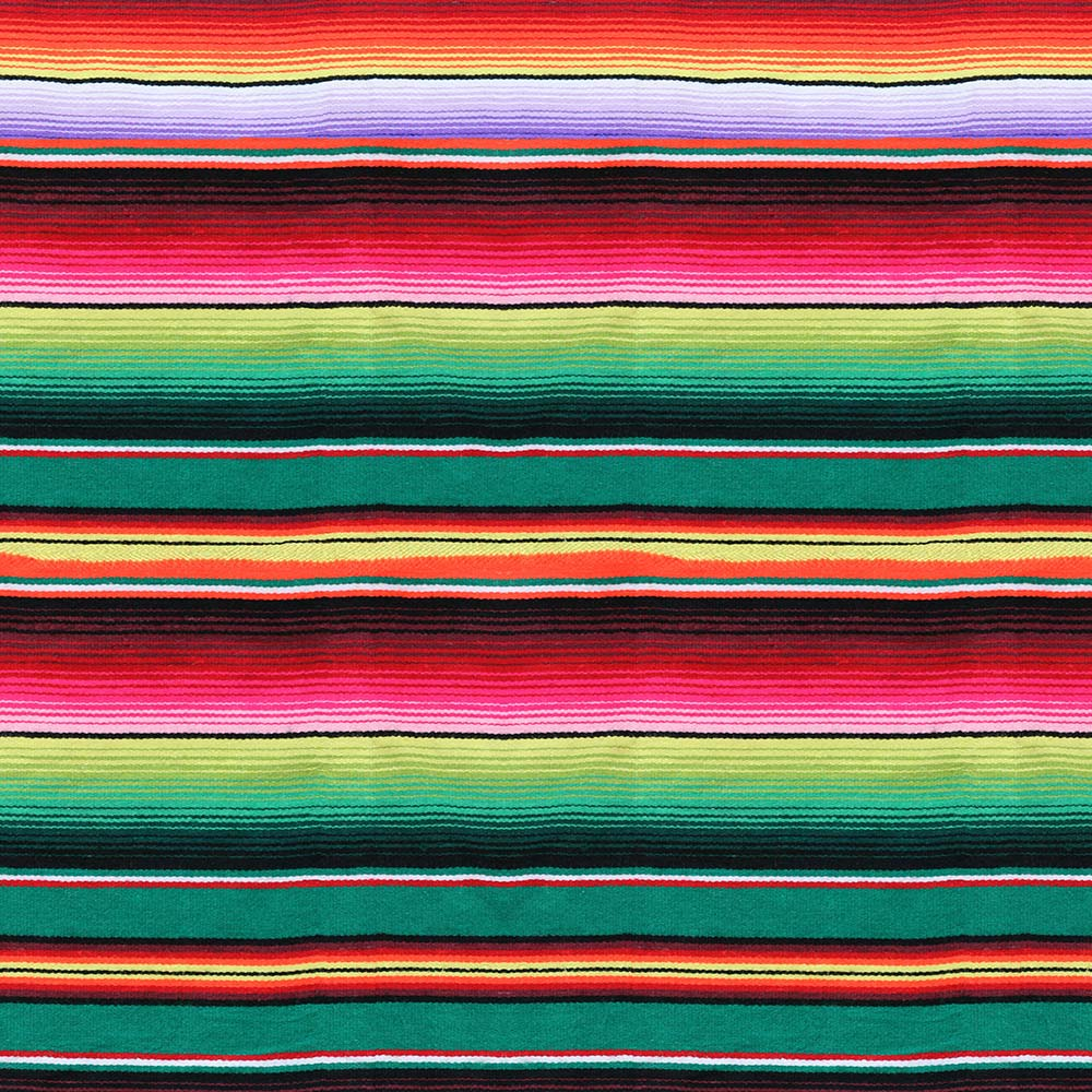 London, UK | It's a COLOURFUL world | Mexican pattern ... |Mexican Blanket Pattern