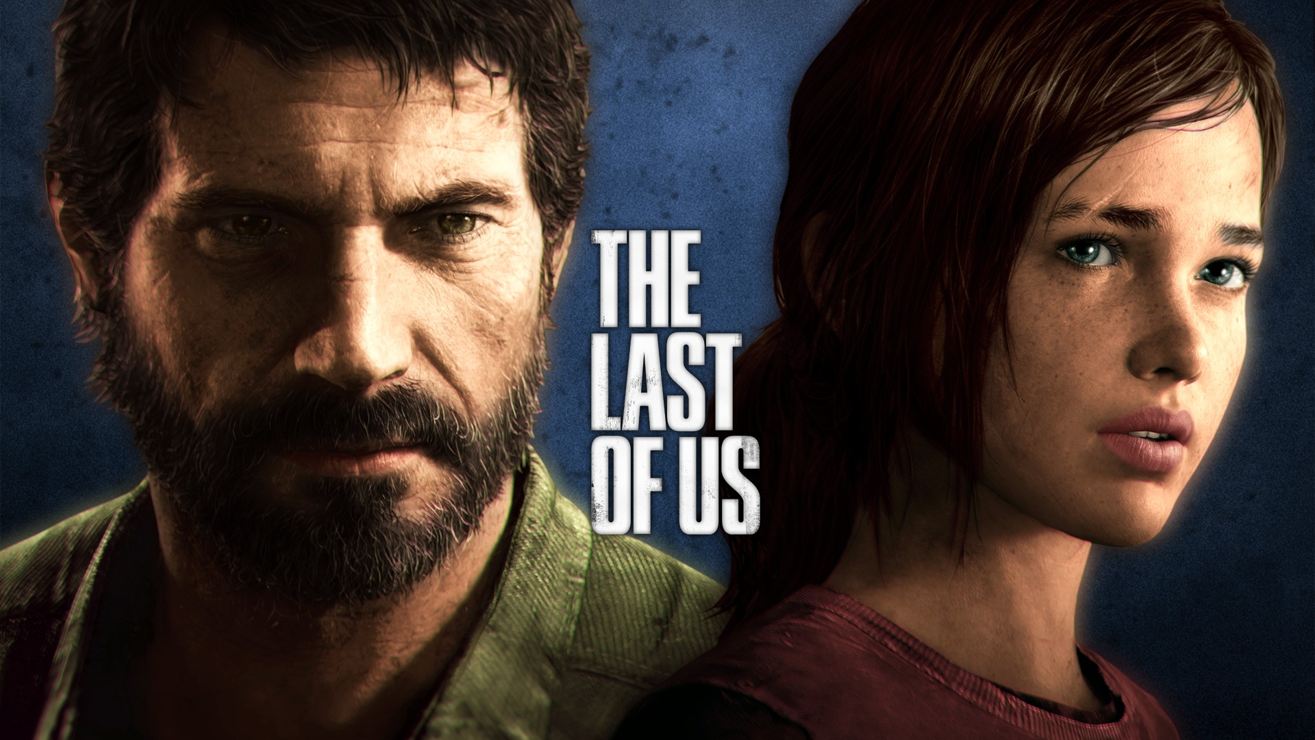 The last of us Joel Ellie ps3 hd wallpaper background   HD Wallpapers 1920x1080