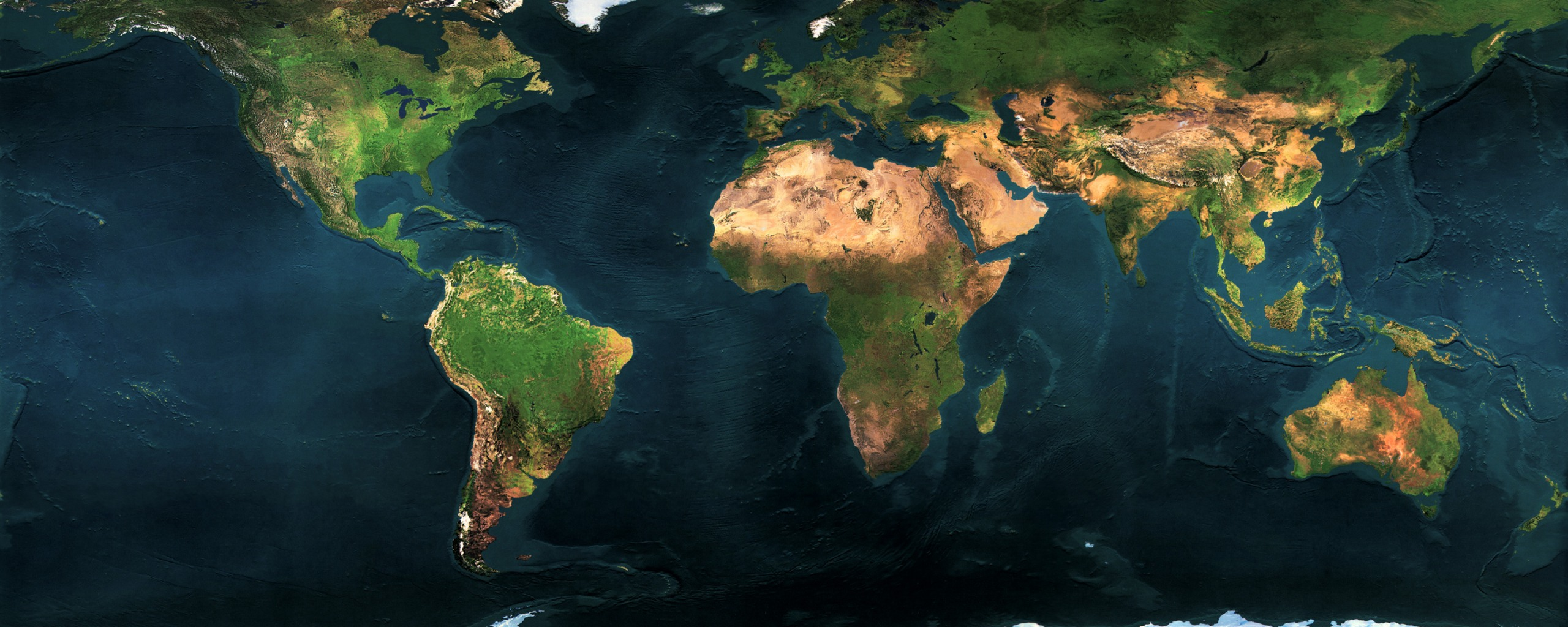 Earth Map Dual Monitor Wallpapers HD Wallpapers 2560x1024