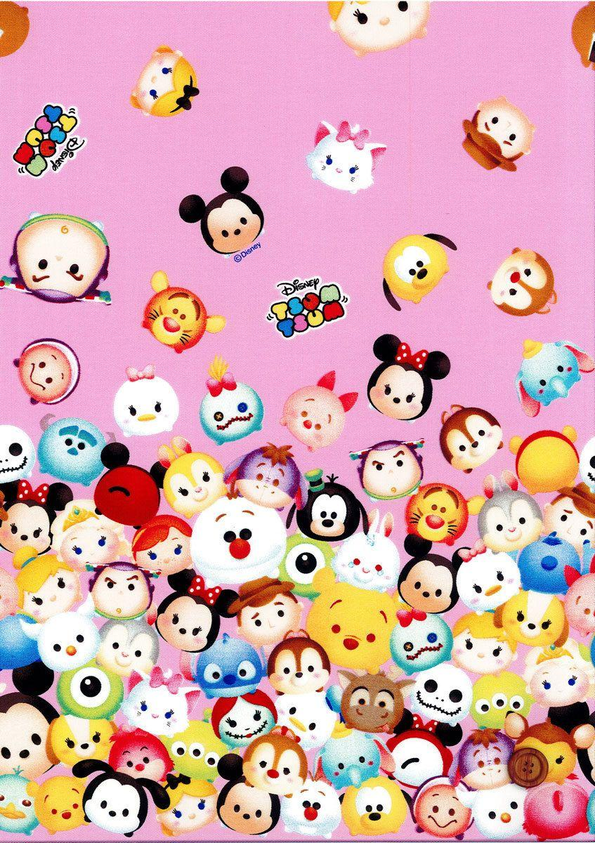 100 Disney Tsum Tsum Wallpapers On Wallpapersafari