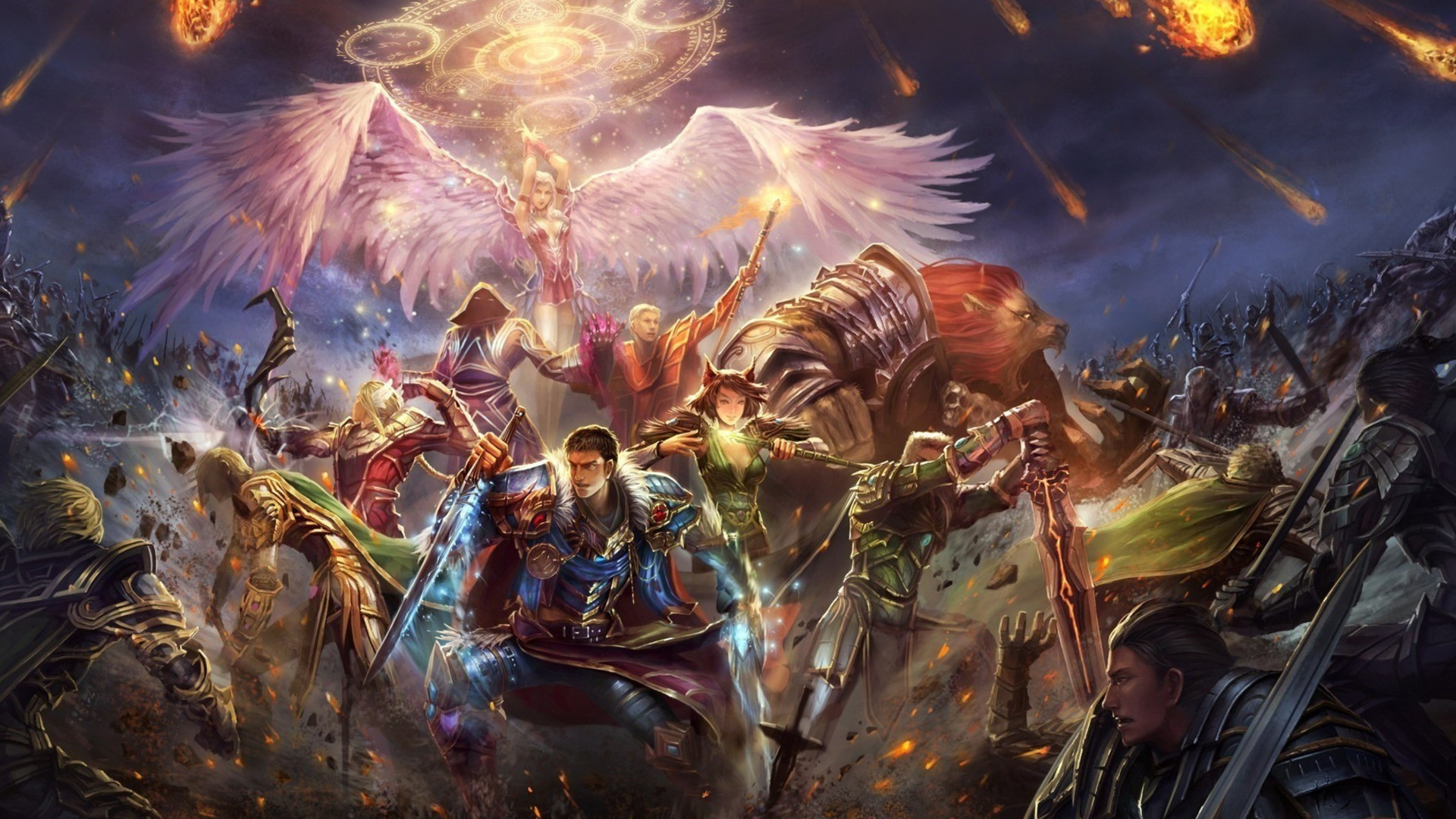 Epic Battle Fantasy 4 Computer Wallpapers Desktop 1920x1080