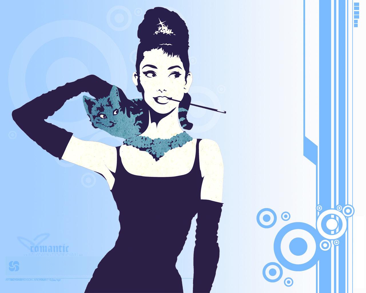 Audrey Hepburn Wallpaper 1280x1024 Audrey Hepburn 1280x1024