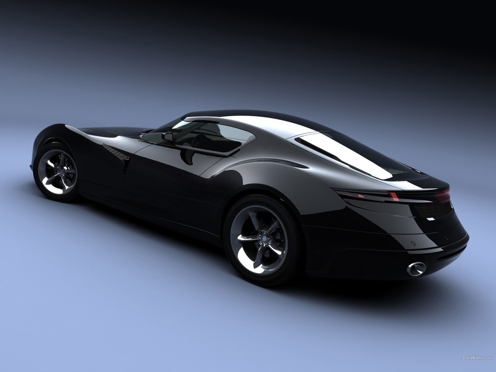 Wallpaper for Windows Vista, supercar wallpaper