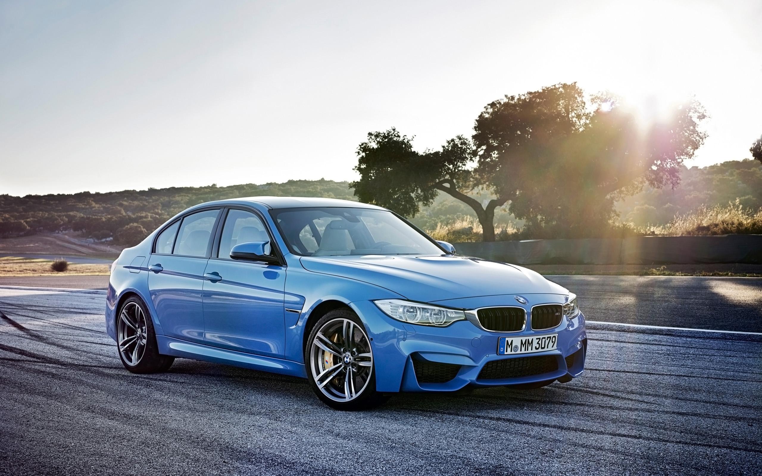 2014 BMW M3 Sedan Wallpaper HD Car Wallpapers 2560x1600