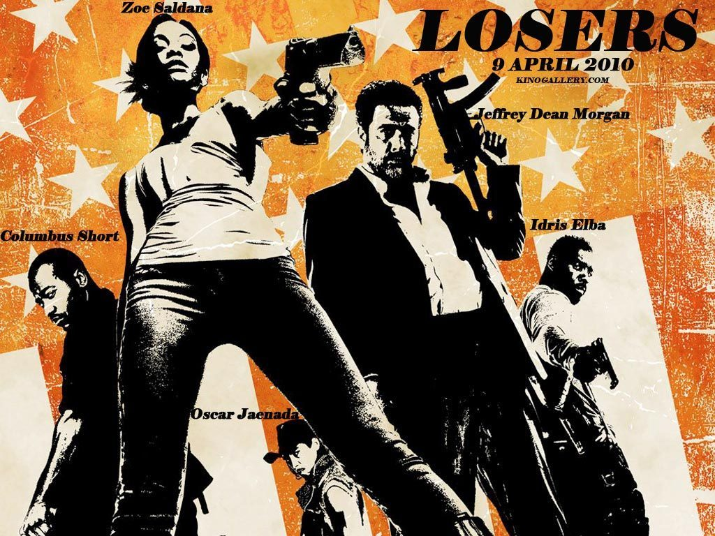 Free Download The Losers Images The Losers Hd Wallpaper And