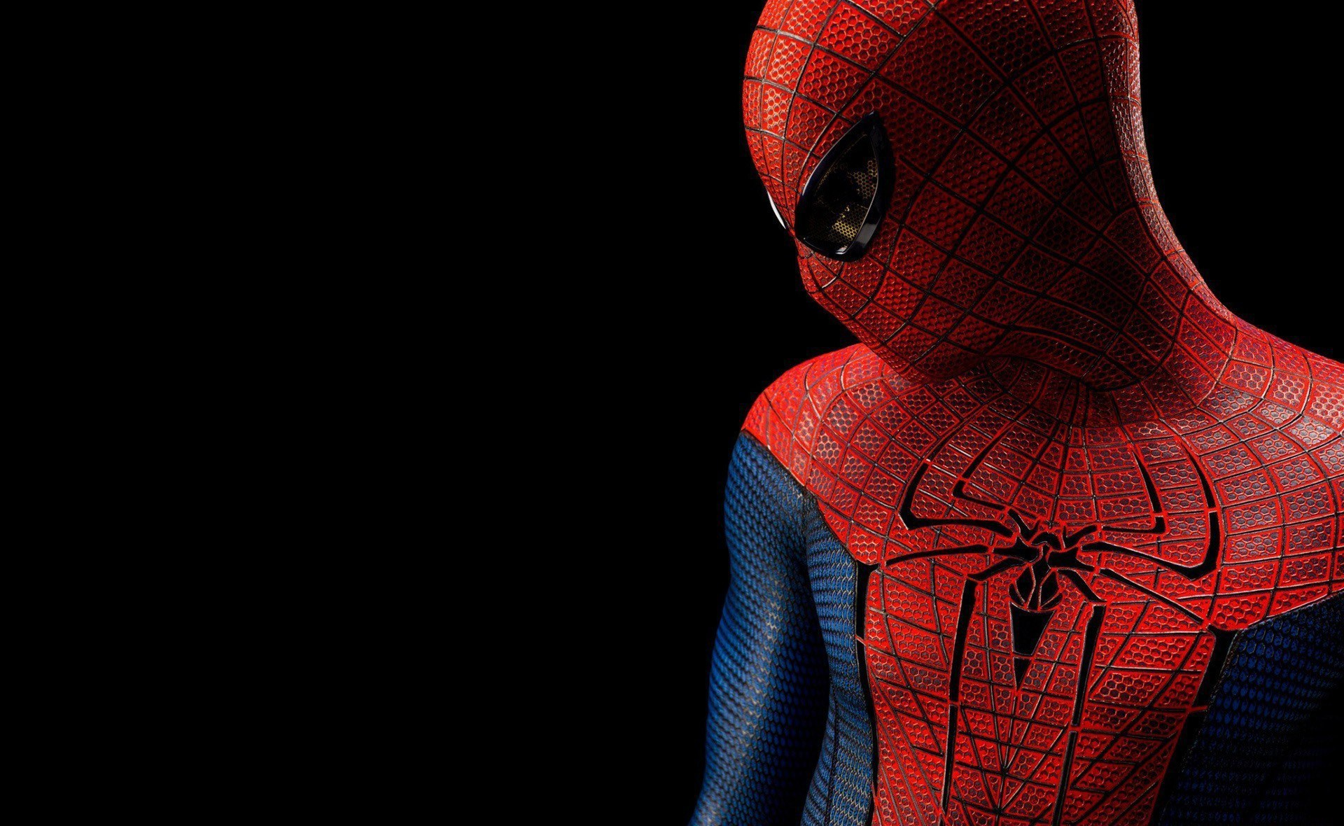 Black background Spider Man wallpapers and images   wallpapers 1920x1180