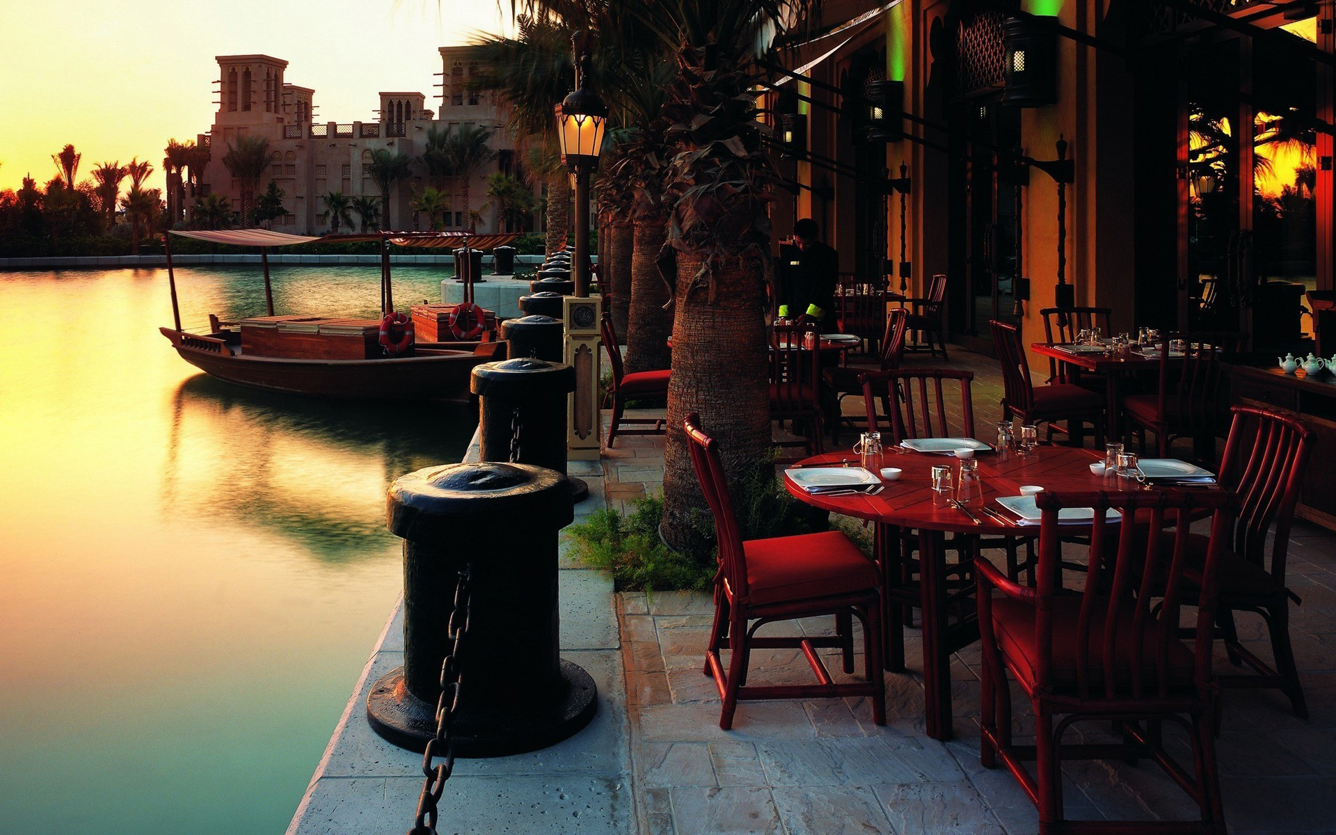 Canal View Cafe Menu