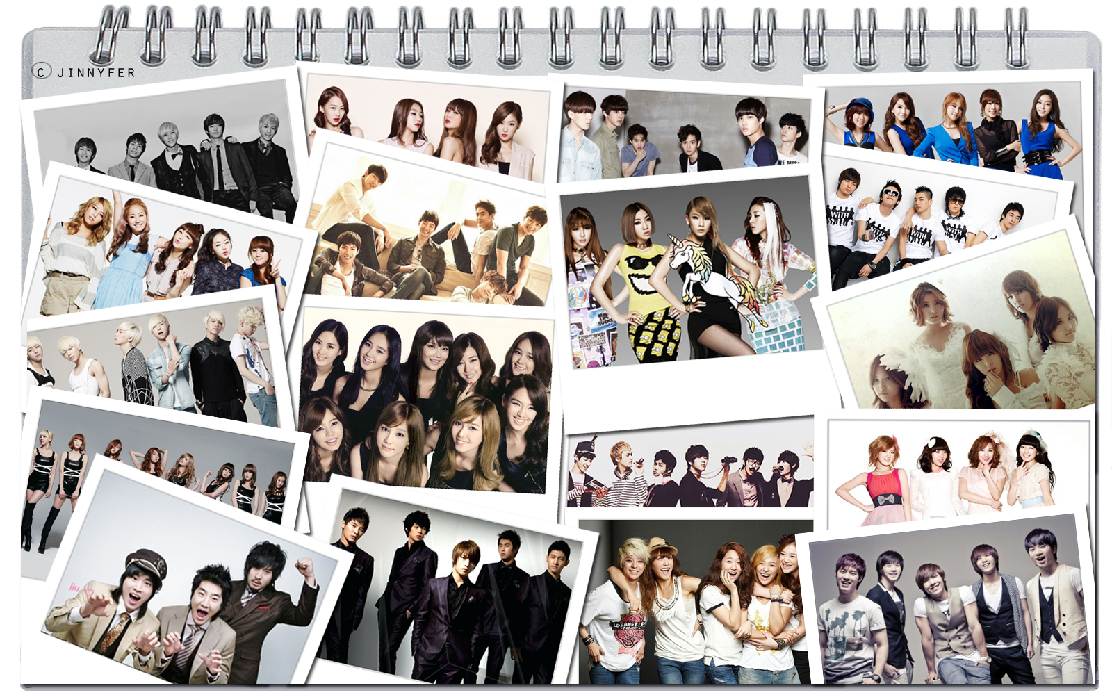 50 Kpop Desktop Wallpaper On Wallpapersafari