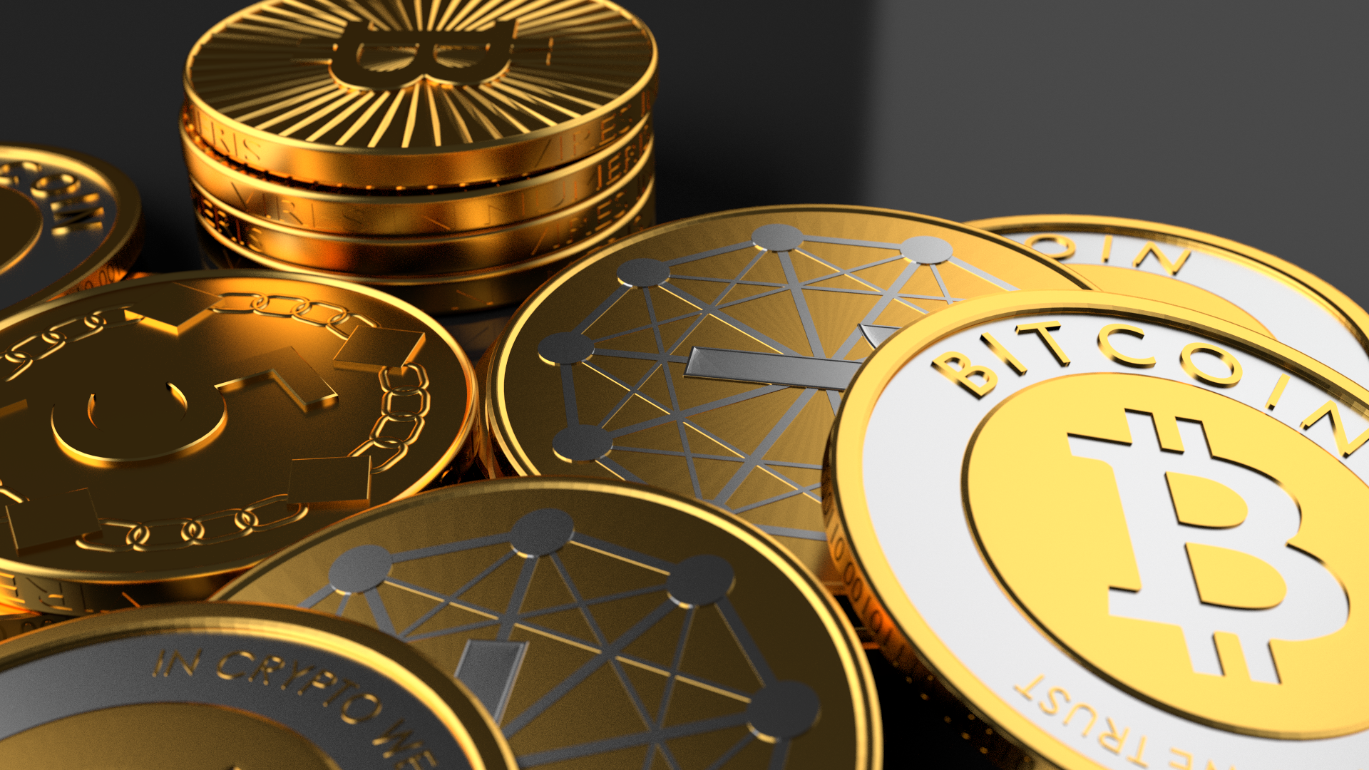 Bitcoin Wallpapers and Background Images   stmednet 1920x1080
