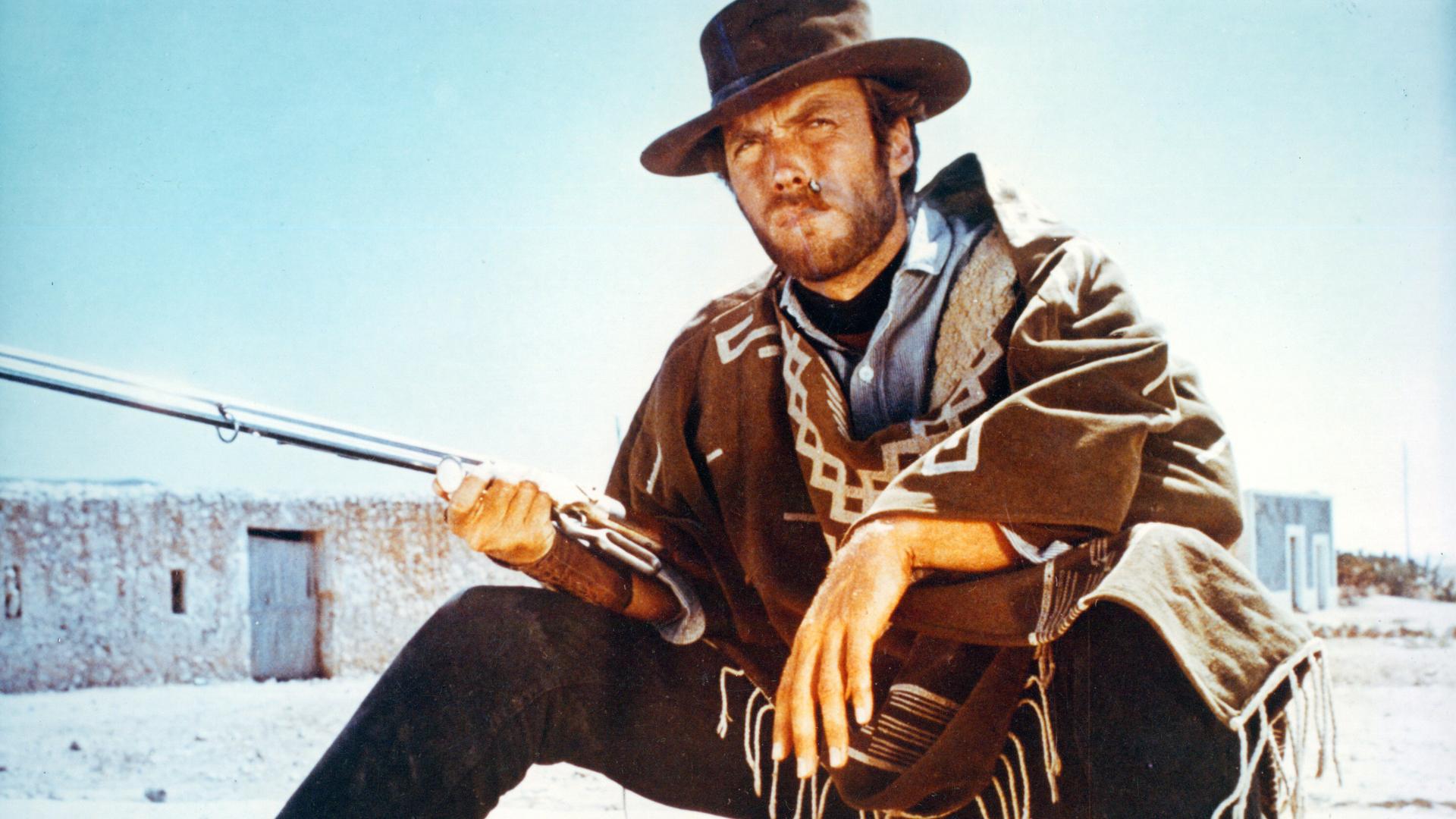 74 Clint Eastwood Wallpapers On Wallpapersafari