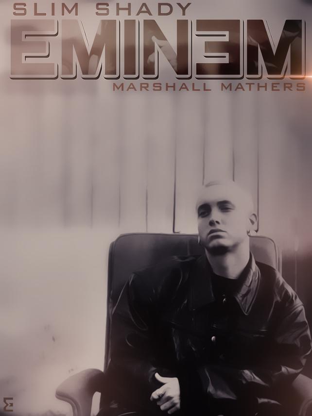 Eminem Wallpaper by EmDesignEmd 642x857