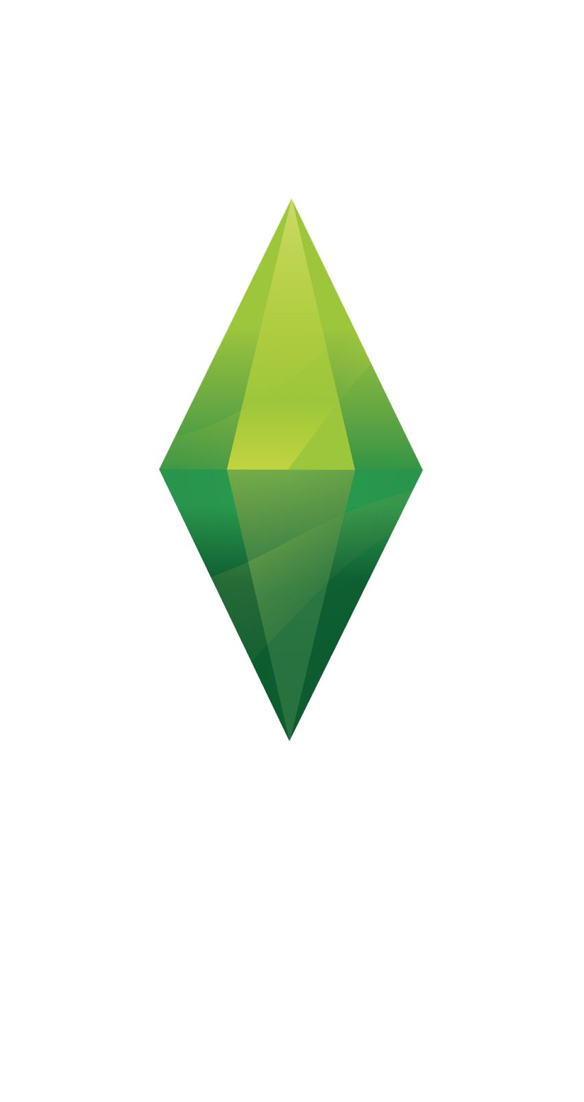 Plumbob thesims iPhone 456 Wallpaper Check out more 852x1608