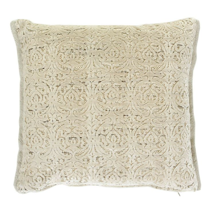 Calista Chalk Cushion from Designers Guild 736x736
