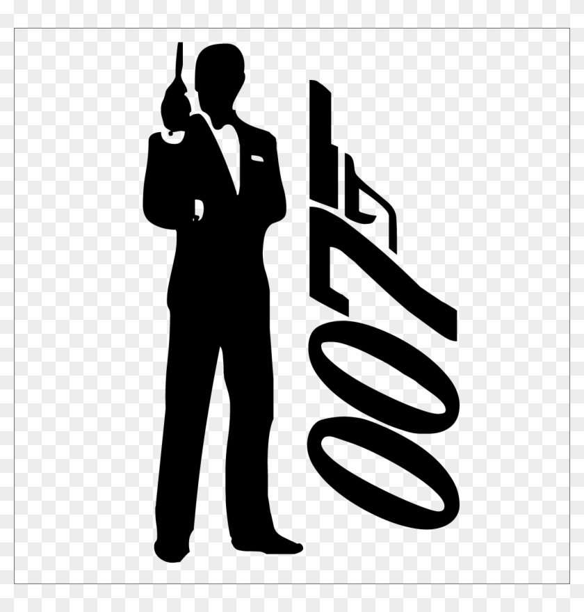 Image For James Bond 007 Logo Wallpaper Desktop   Logo James Bond 840x880