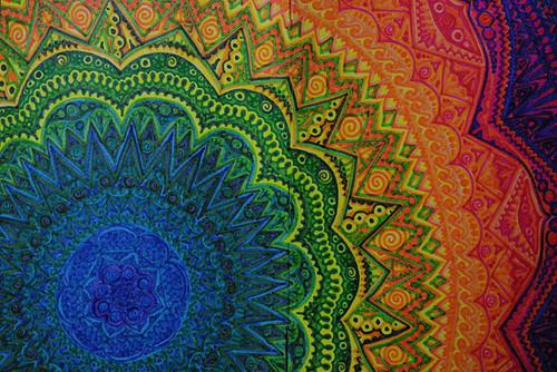 sand mandala on Tumblr 500x334
