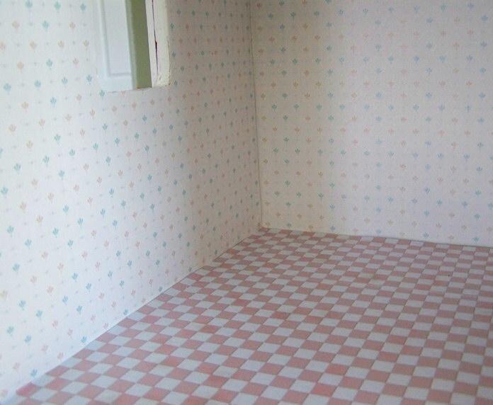 dollhouse wallpaper flooring and brick - photo #40
