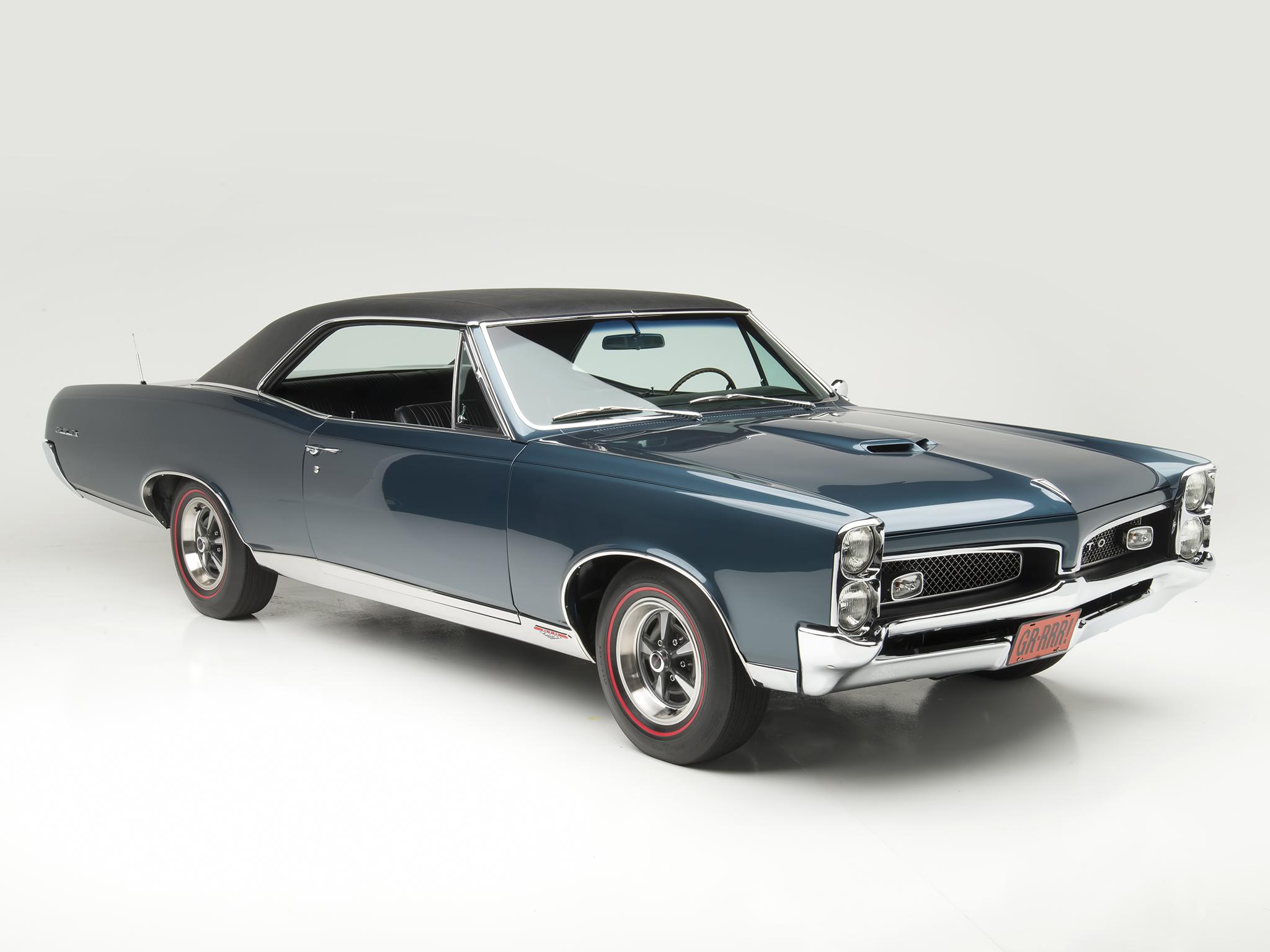 1967 Pontiac Tempest GTO Hardtop Coupe muscle classic e wallpaper 2048x1536