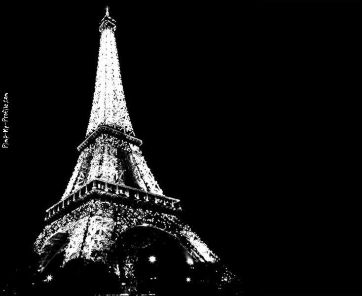 Cute Eiffel Tower Wallpaper: Girly Eiffel Tower Wallpaper