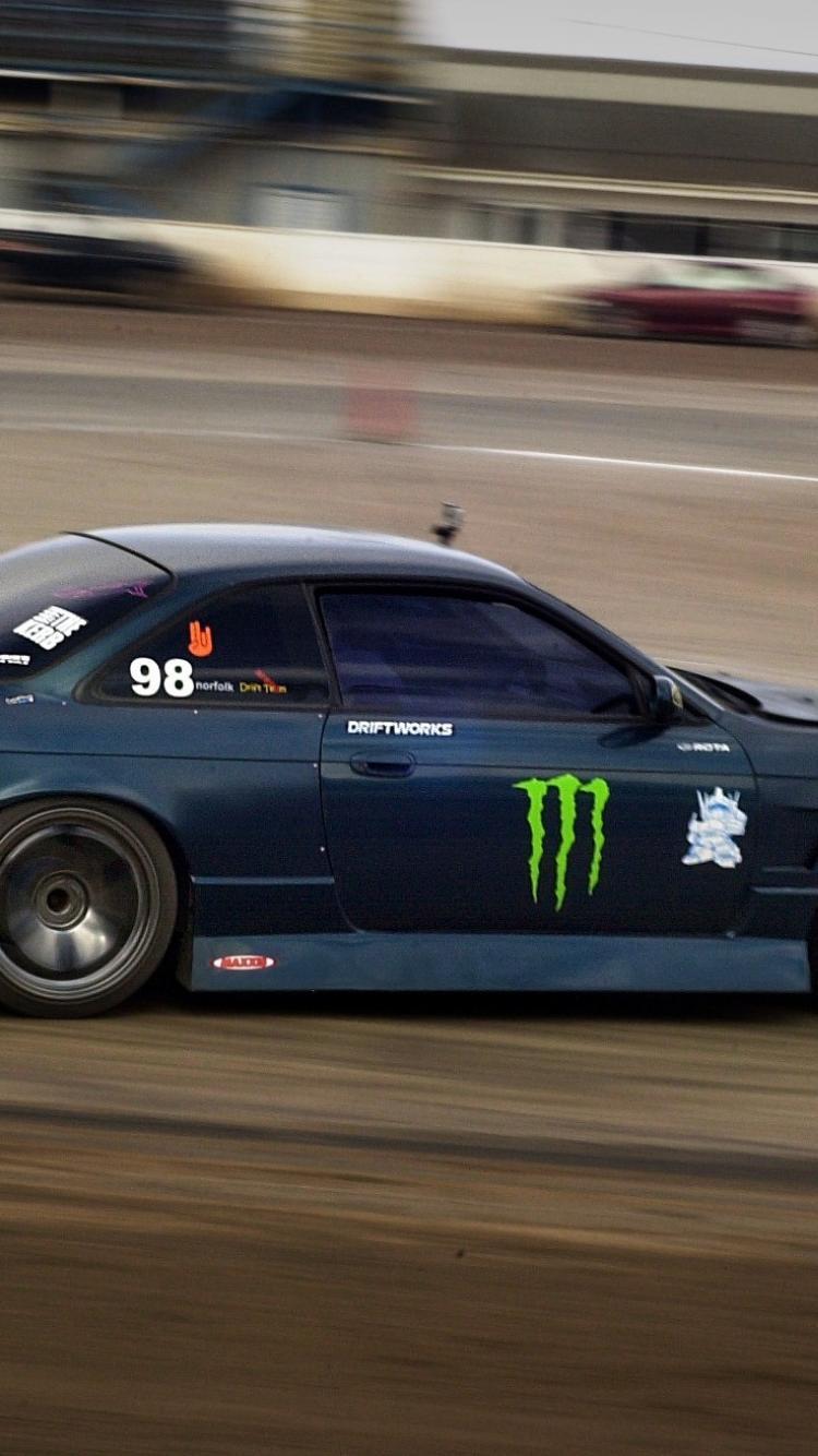 Cars jdm drift s14 wallpaper 42854 750x1334