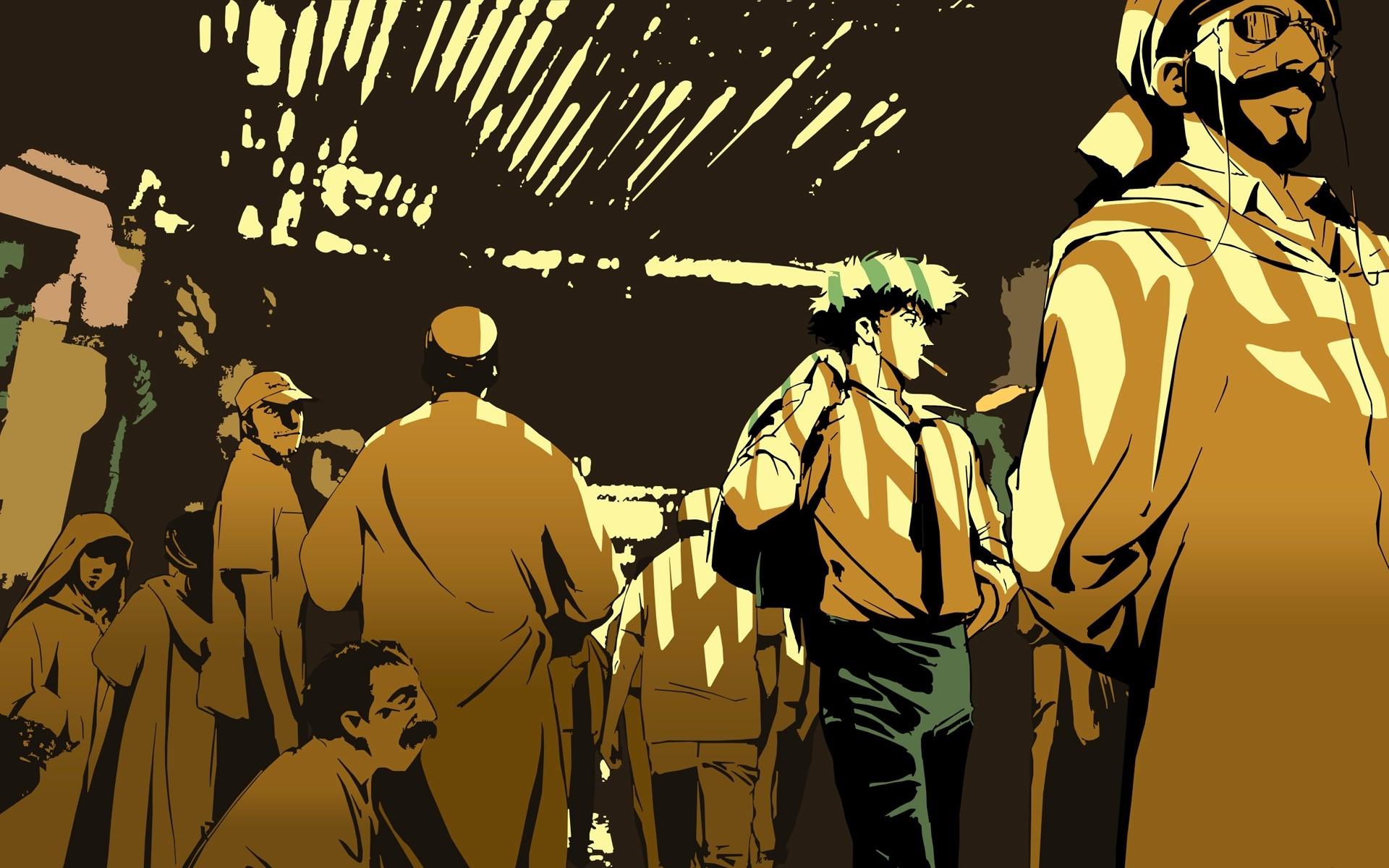 Download Spike Spiegel Wallpaper Gallery 1920x1200