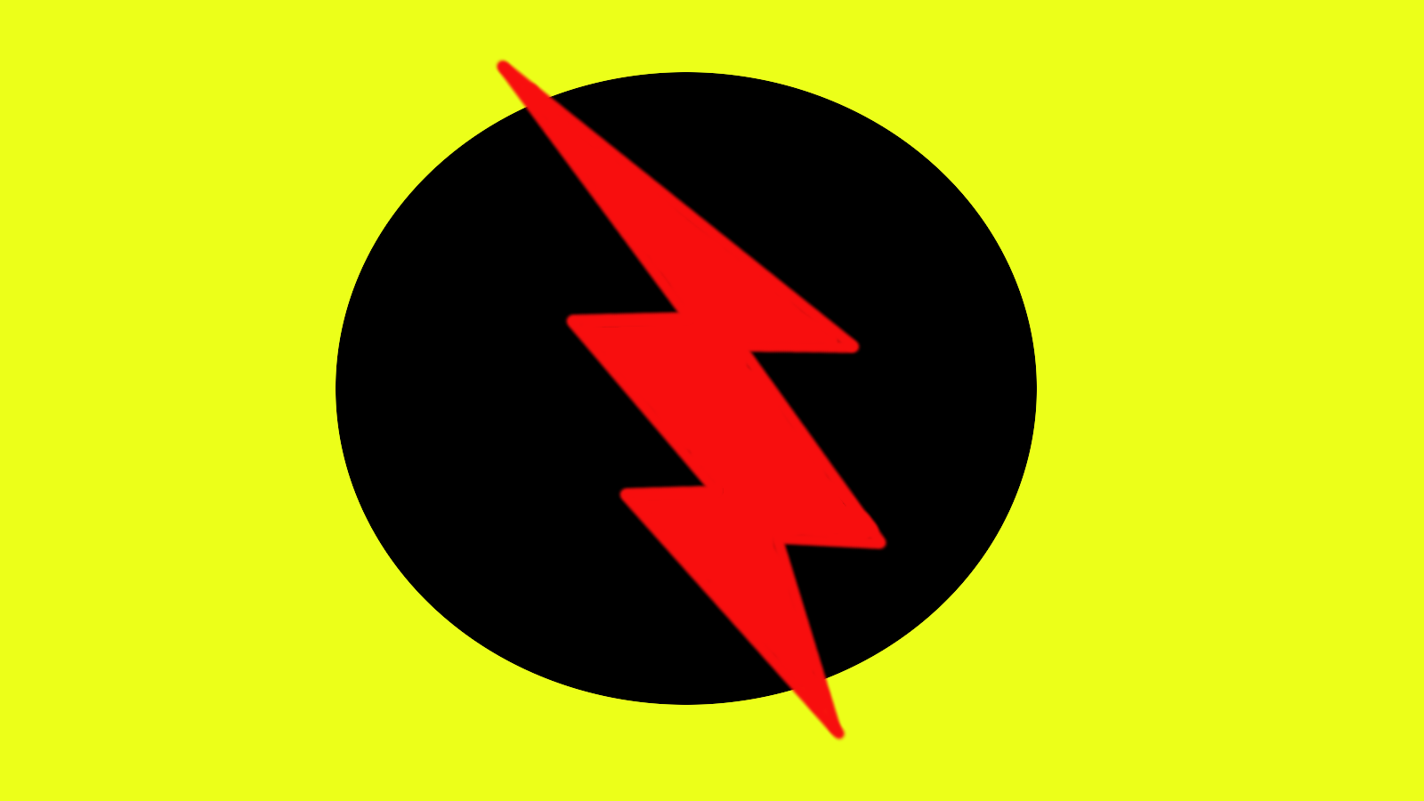 Flash Reverse Flash Logo Reverse Flash Logo by 1600x900