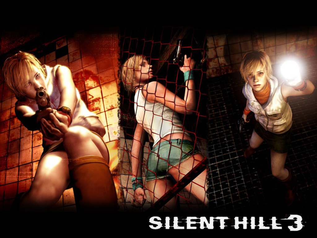 by collecting Silent Hill 3 wallpaper 2 with similar deviations 1024x768