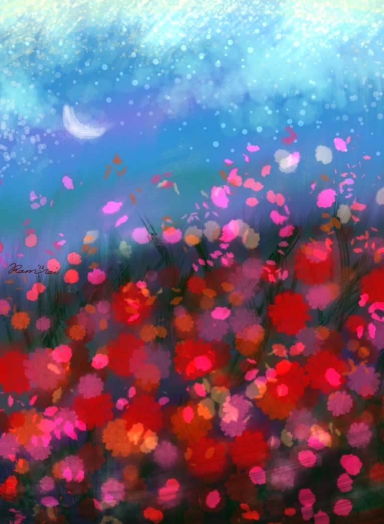 ipad wallpaper use procreate by rainrei on deviantART 766x1044