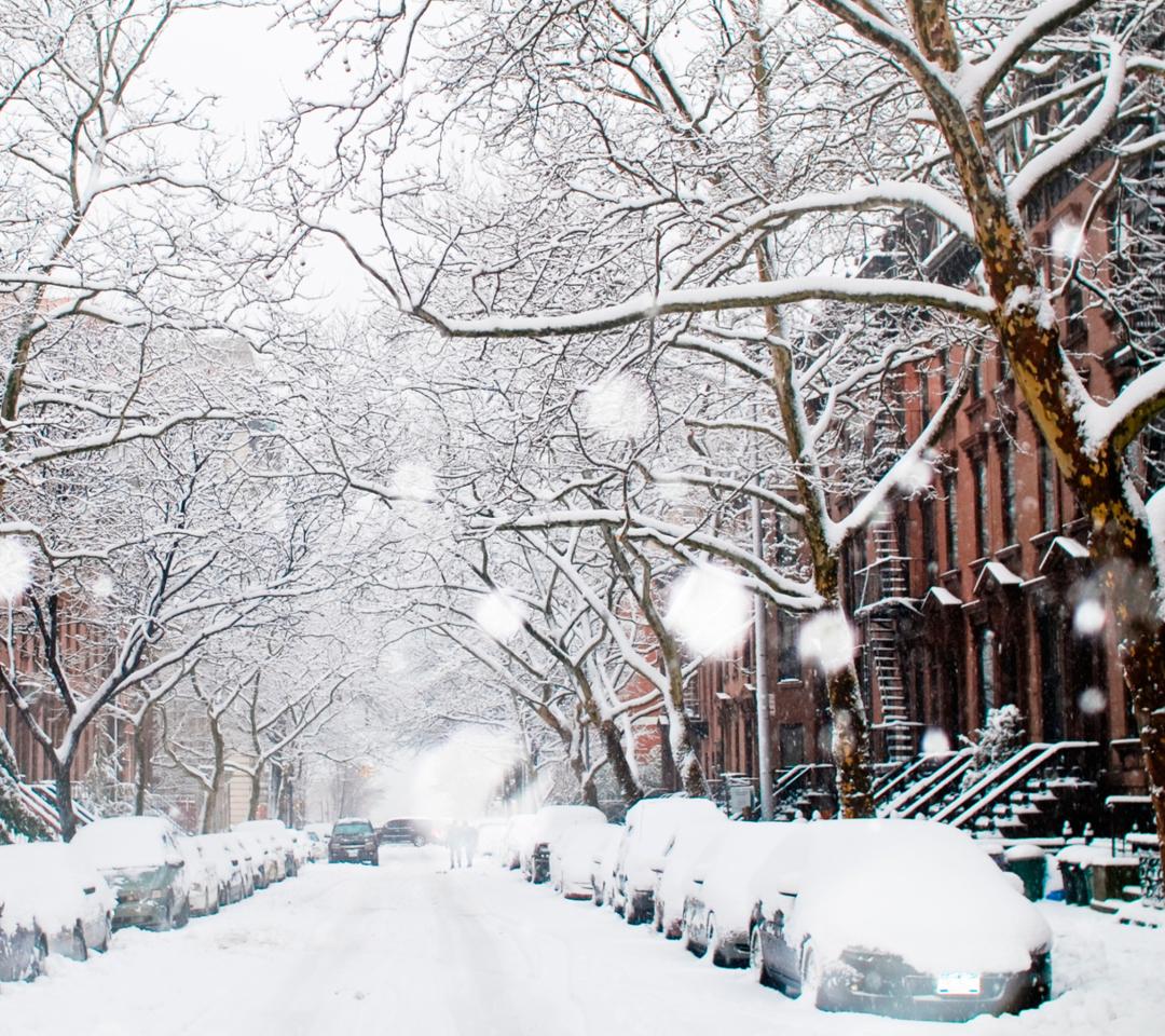 Winter Wallpaper: New York Winter Wallpaper