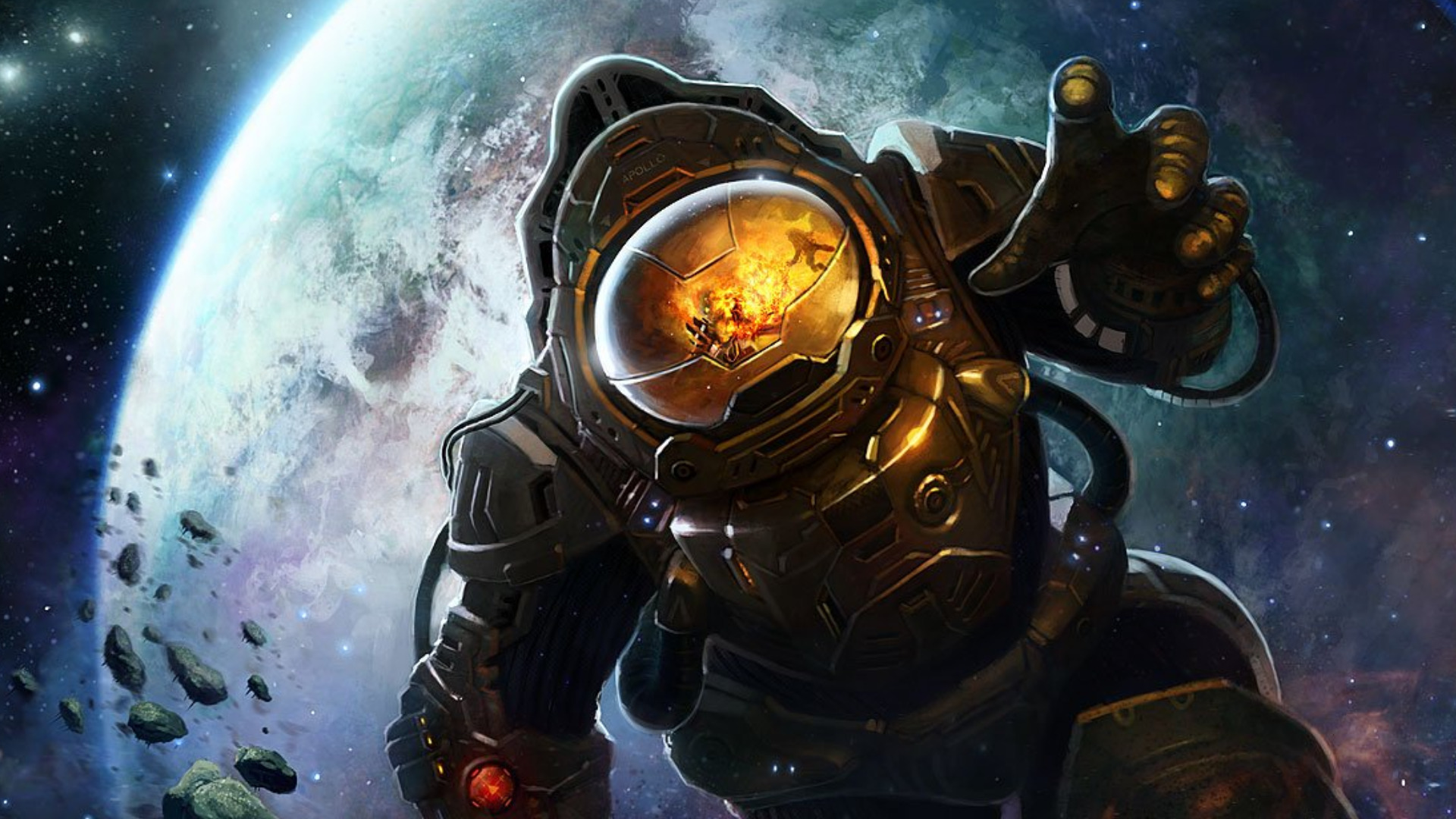 sci fi art - HD1920×1094
