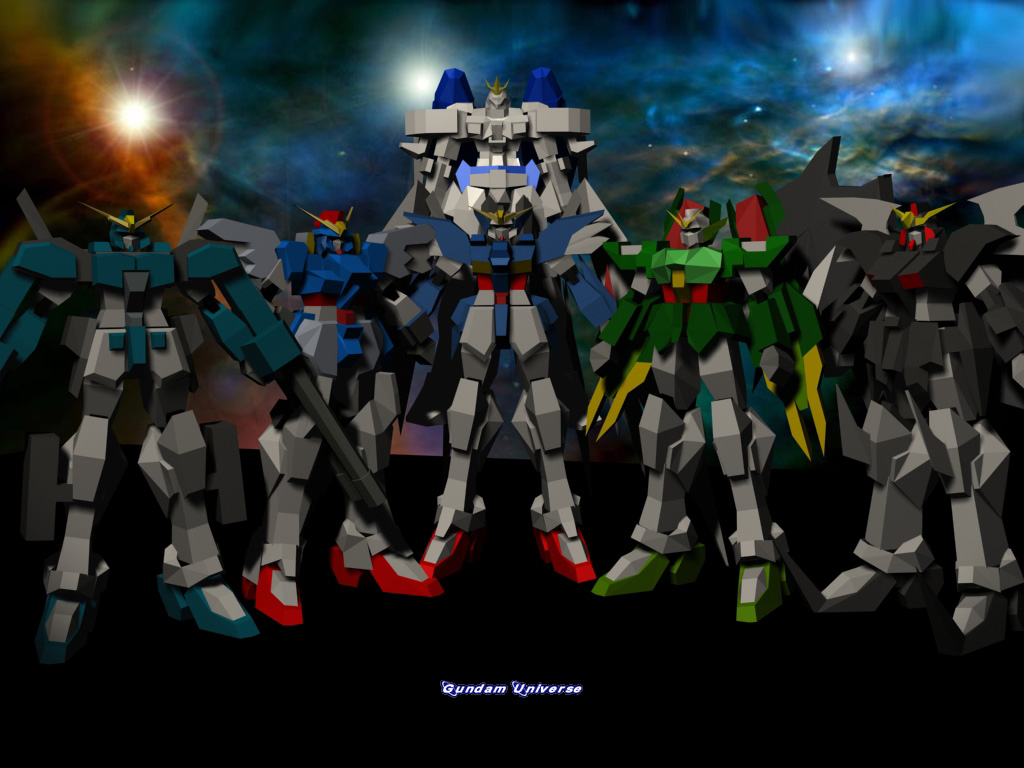 Gundam Wing Endless Waltz Wallpaper Wallpapersafari