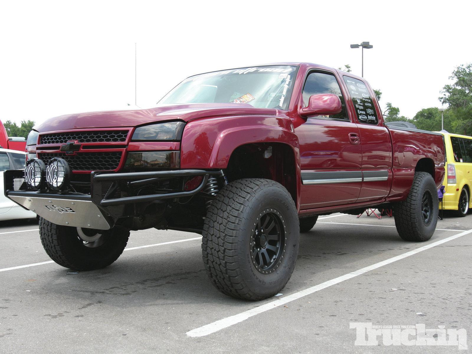 Scrapin The Coast 2012   Custom Truck Show   Truckin Magazine 1600x1200