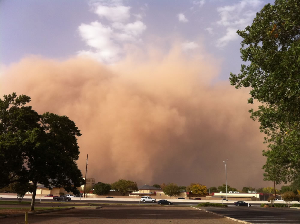 NWS Lubbock TX October 17th Haboob   Severe Winds and Blowing Dust 1000x747