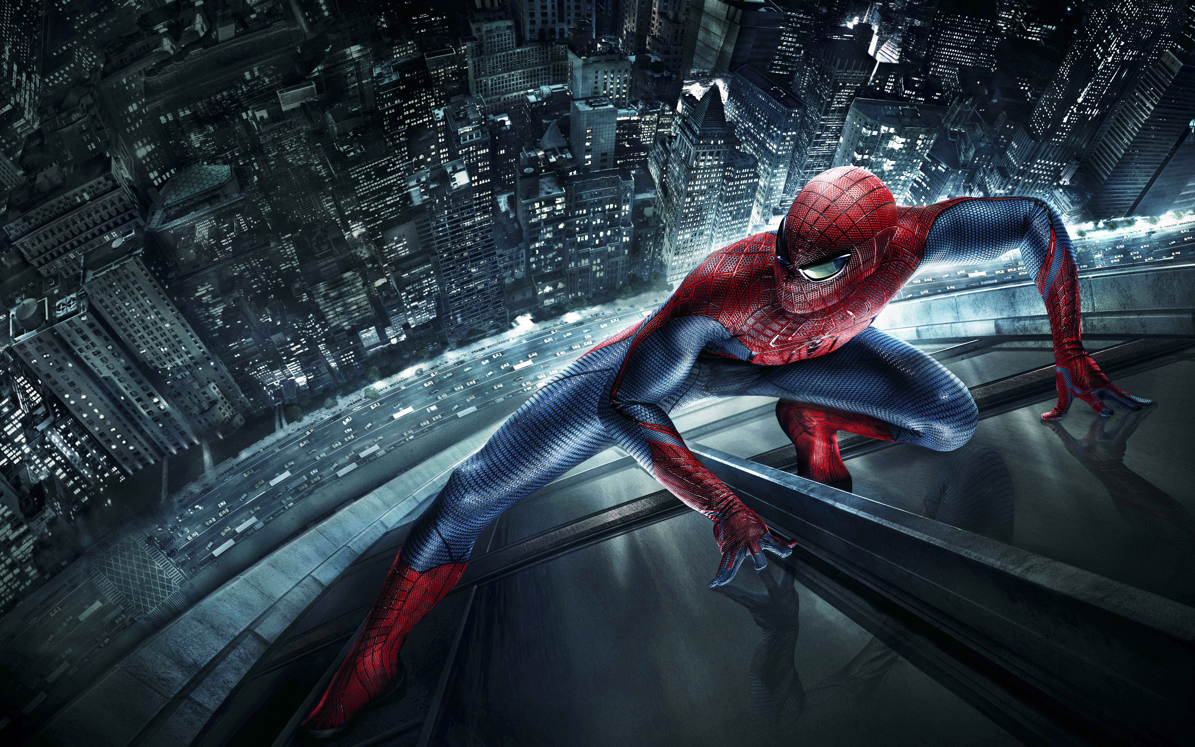 Peter Parker Amazing Spider Man Wallpapers HD Wallpapers 4000x2500