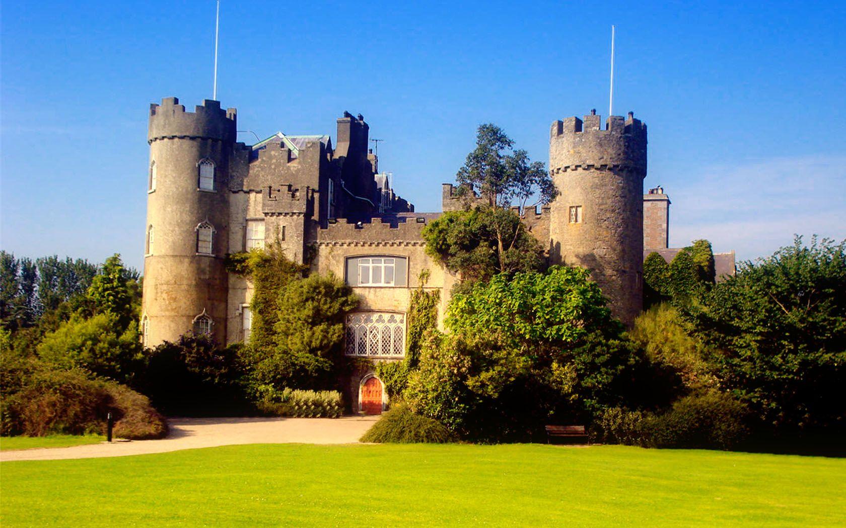 Irish Castles Wallpaper For Pc Wallpapersafari